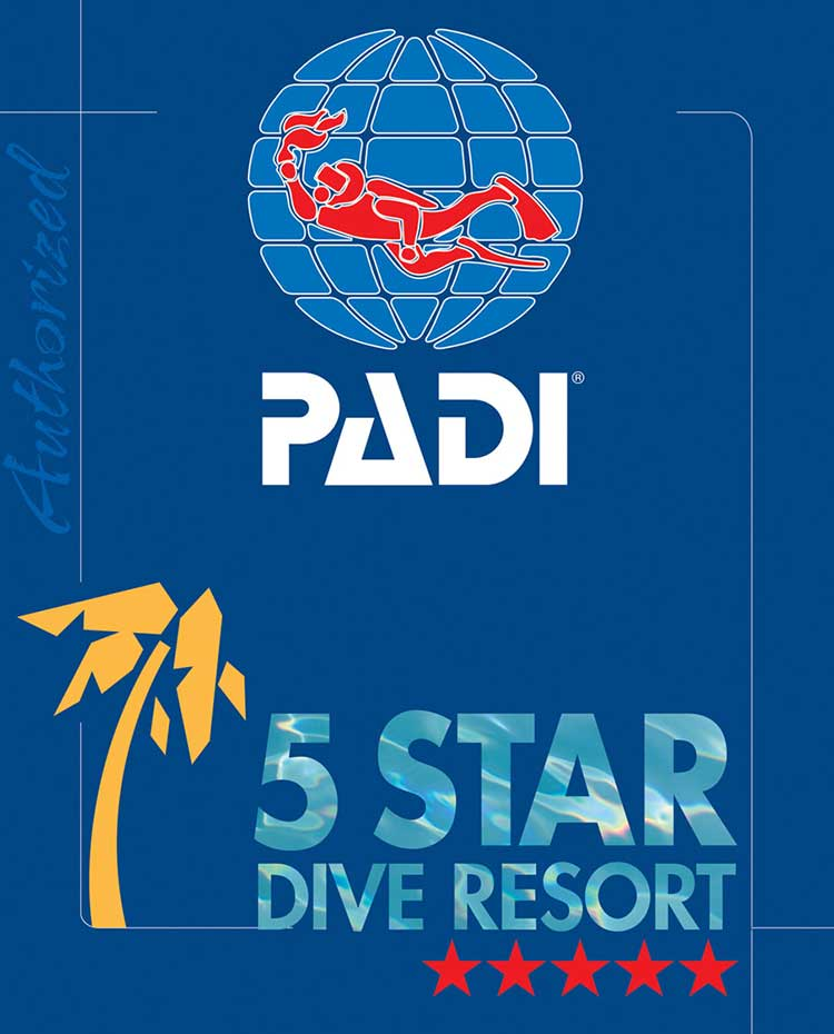 PADI dive resorts